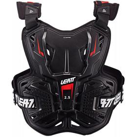 Leatt Brace 2.5 Chest Protector black/red